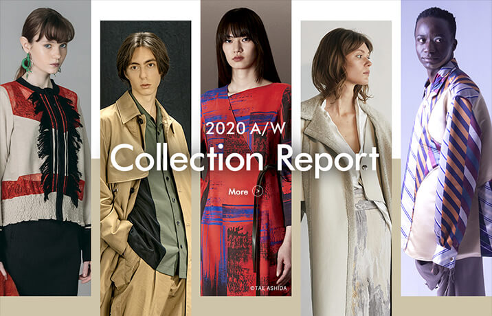 2020 A/W Collection Report
