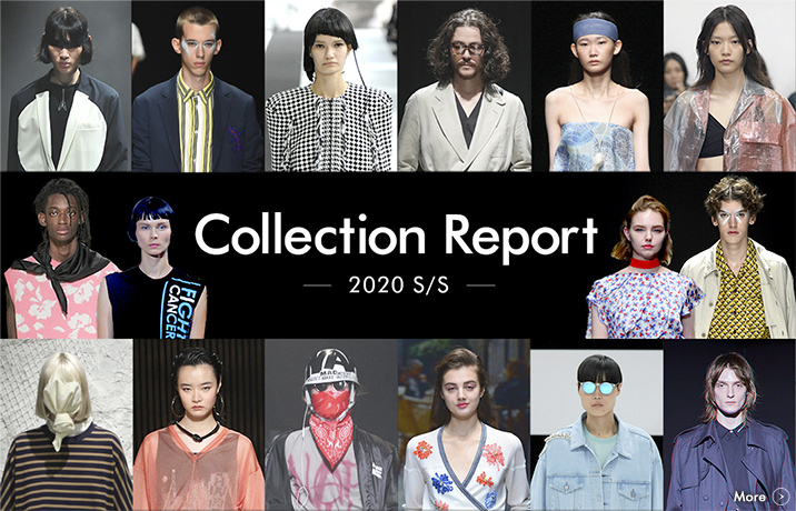 Collection Report 2020 S/S