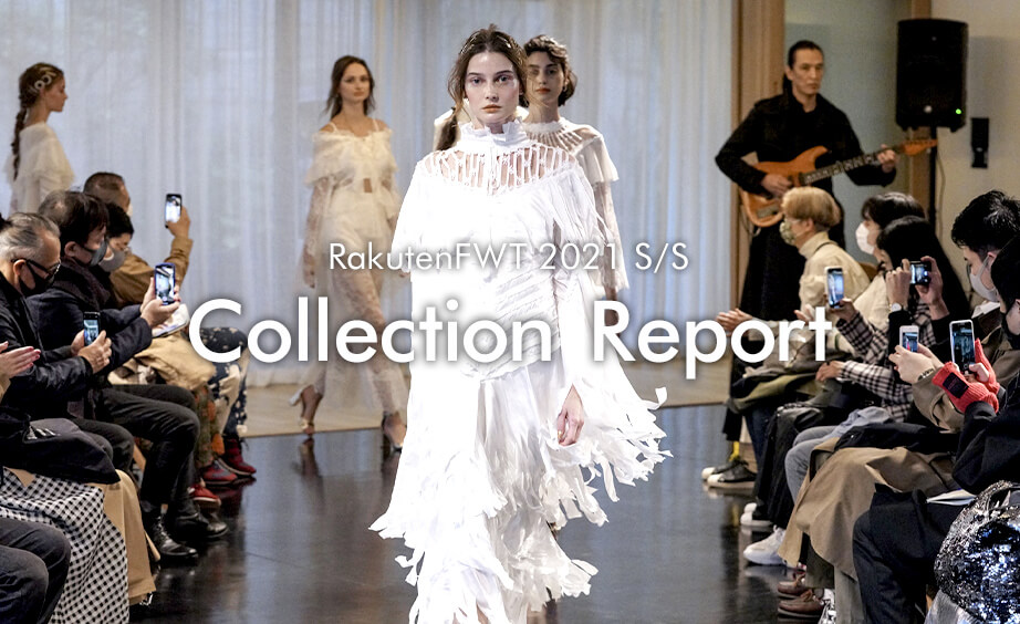 2021 S/S Collection Report