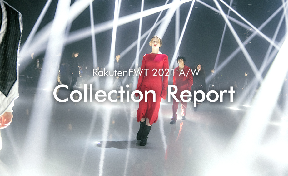 2021 A/W COLLECTION REPORT