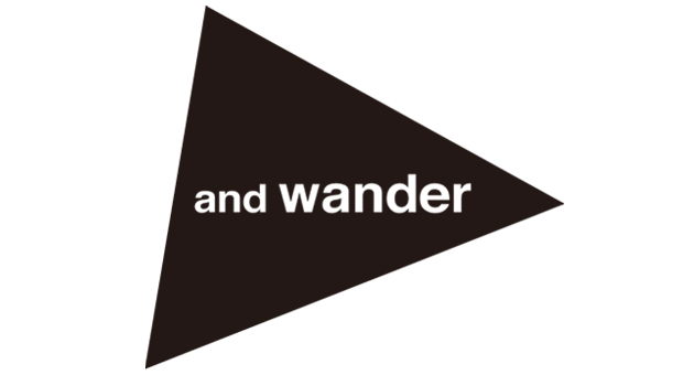 and wander | Rakuten Fashion Week TOKYO
