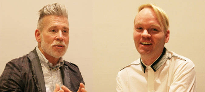 Nick Wooster & Robb Young Interview