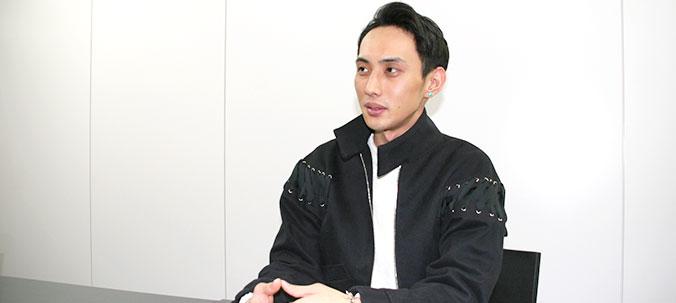 "Daichi Enohara / ""Nyte"" Designer"