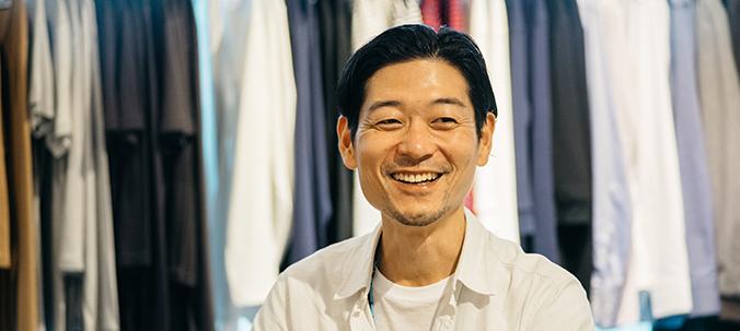 """Koji Udo / """"FACTOTUM"""" designer"""