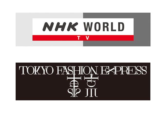 "NHK WORLD TV ""TOKYO FASHION EXPRESS"" Live Taping<br>Marie x"