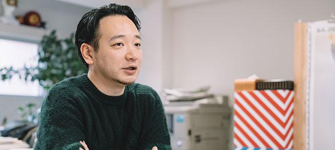 Keiichiro Oshima / Creative Director, Art Director