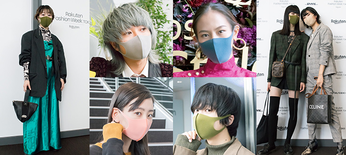 PITTA MASK FASHION SNAP -Vol. 1-