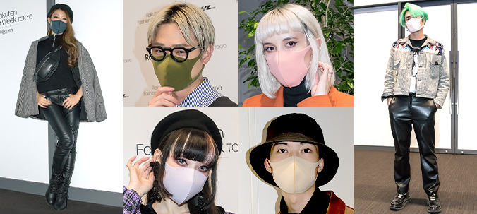 PITTA MASK FASHION SNAP -Vol. 2-