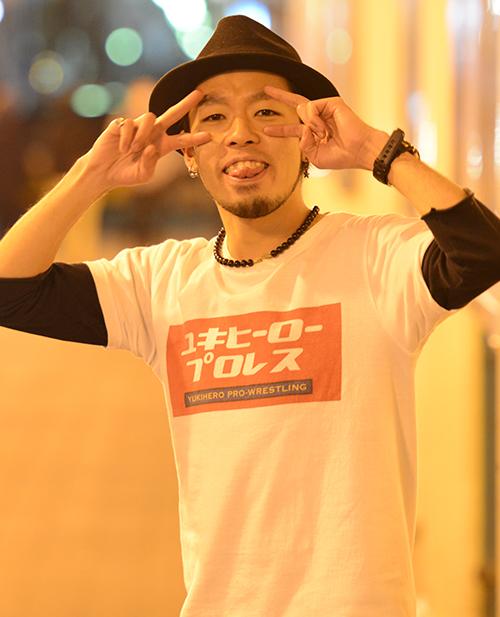 YUKIHERO-PRO-WRESTLING