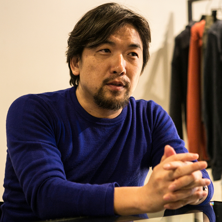 junhashimotoデザイナー 橋本 淳 氏