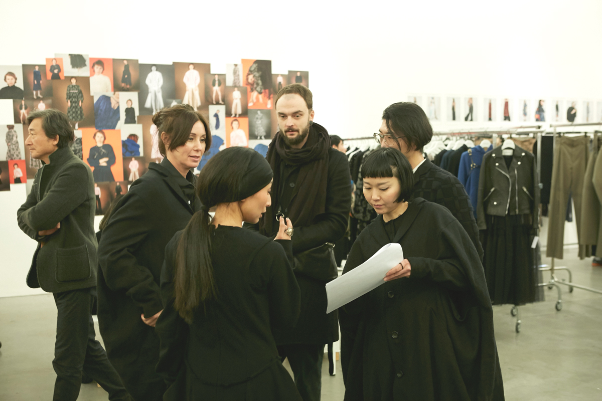 ROGGYKEI showroom.tokyo A/W 2017