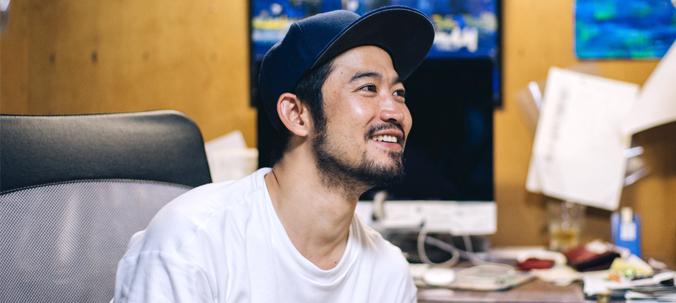 森川 拓野 Takuya Morikawa