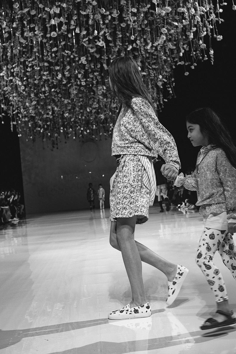 Amazon Fashion Week TOKYO 2018 S/S Official Photographer Masanobu Ando