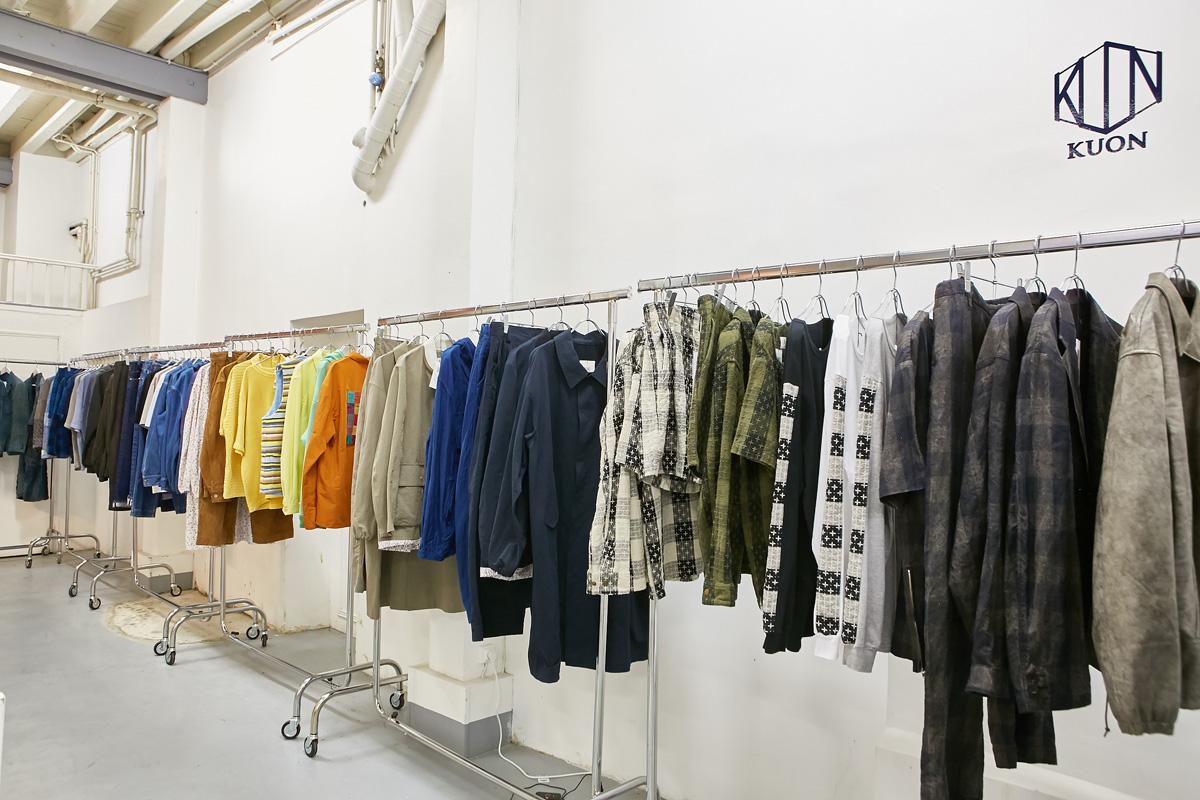 KUON showroom19ss