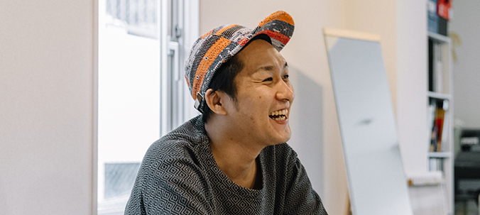 石橋 真一郎 Shinichiro Ishibashi