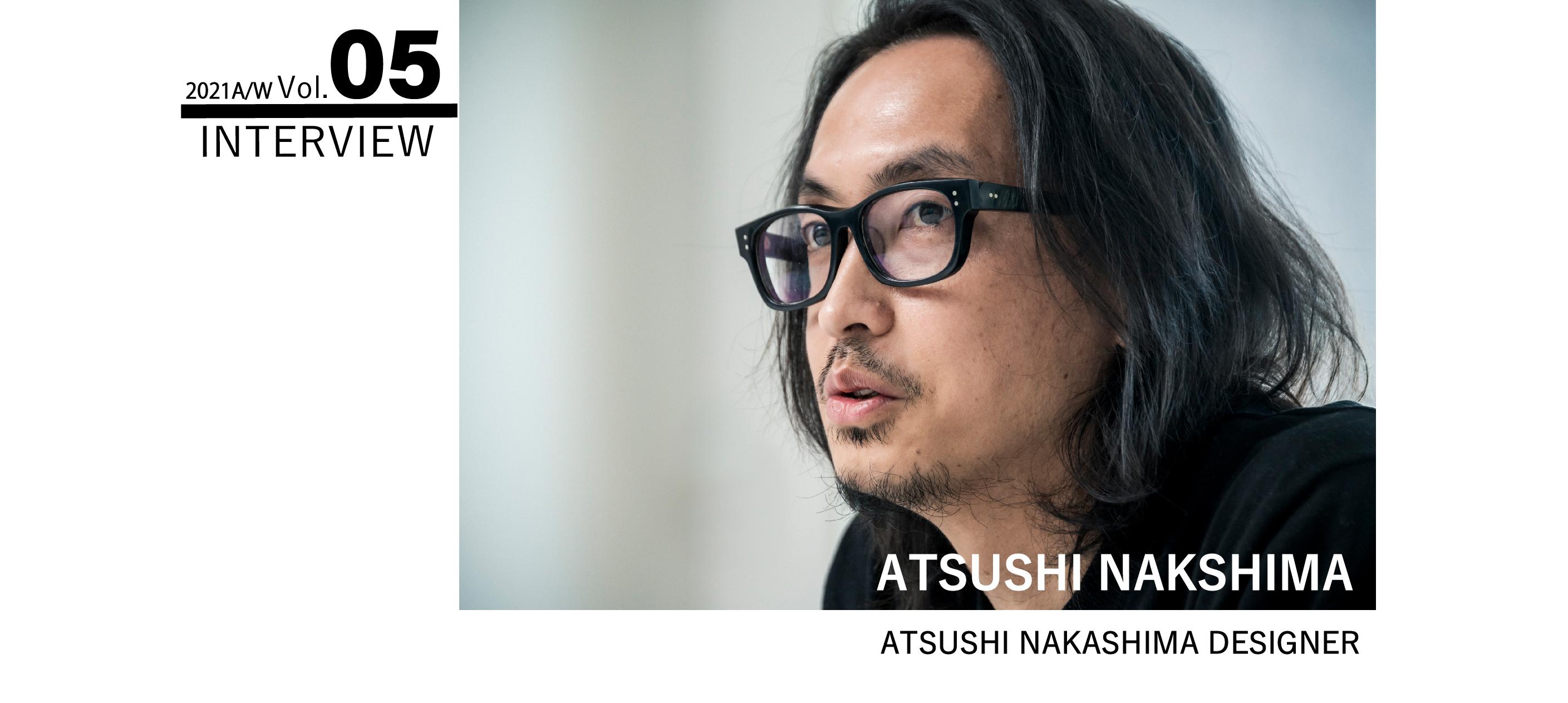 中島 篤 Atsushi Nakashima